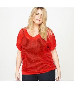 CASTALUNA | Пуловер С Короткими Рукавами