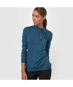 R essentiel   Пуловер С Завязками Из Смешанной Ткани С Шерстью