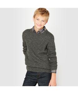 R pop | Пуловер Из Ребристого Трикотажа 10-16 Лет