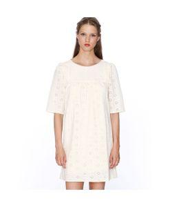 Pepaloves | Платье С Короткими Рукавами Из Английского Кружева Dress Claudia