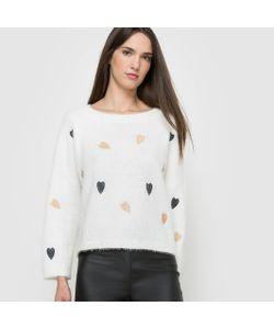 Molly Bracken | Пуловер С Круглым Вырезом И Вышивкой