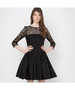 MADEMOISELLE R | Платье Вечернее С Верхом Их Кружева