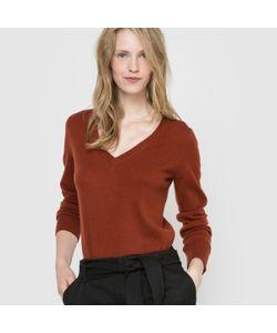 R essentiel | Пуловер С V-Образным Вырезом 100 Кашемира