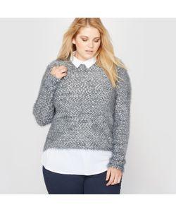 CASTALUNA | Пуловер-Рубашка С Эффектом 2 В 1