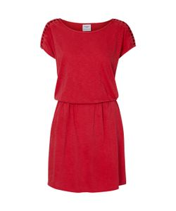 Vero Moda | Платье Короткое С Короткими Рукавами