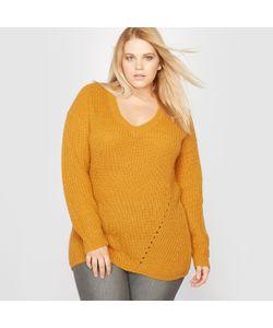 CASTALUNA | Пуловер Длинный С V-Образным Вырезом