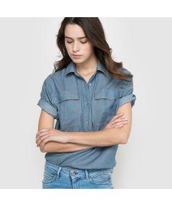 Pepe Jeans | Рубашка С Короткими Рукавами