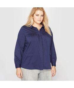 CASTALUNA   Рубашка Из Поплина Для Объёмных Фигур
