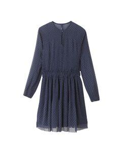 Pepe Jeans London | Платье Короткое С Длинными Рукавами