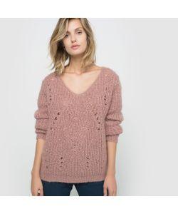 R studio | Пуловер С V-Образным Воротником