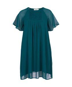 Zizzi | Платье С Короткими Рукавами