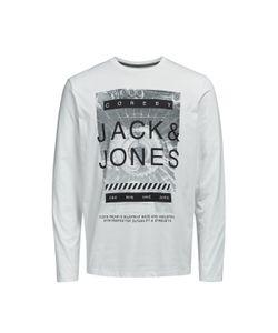 Jack & Jones | Футболка С Длинными Рукавами И Принтом Jcobiard