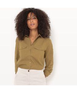 La Redoute Collections | Рубашка Приталенная Лен