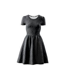 BRIGITTE BARDOT POUR LA REDOUTE | Платье Из Узорного Трикотажа