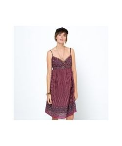 R edition SHOPPING PRIX | Платье Из Вуали С Рисунком, 100% Хлопка