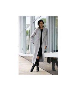JESSICA LONDON | Пальто Длинное 60 Шерсти