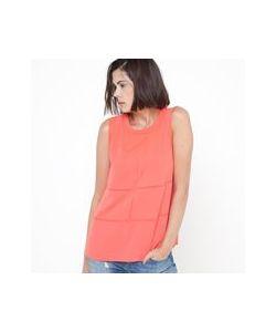 Color Block | Рубашка Без Рукавов