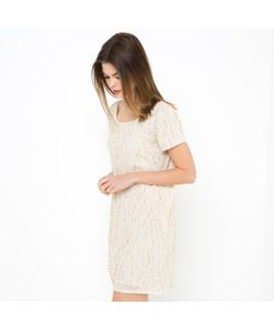 MADEMOISELLE R | Платье Расшитое Бусинами