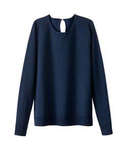 R édition | Пуловер Классический Из Вискозы