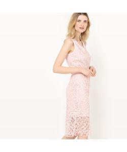 atelier R | Платье Из Гипюра 100 Хлопок