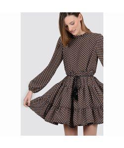 Molly Bracken | Платье Короткое С Длинными Рукавами