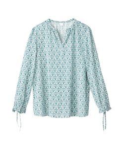 R essentiel | Блузка Из Вискозы Для Периода Беременности