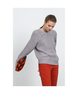 Compania Fantastica | Пуловер Крупная Вязка Lucca