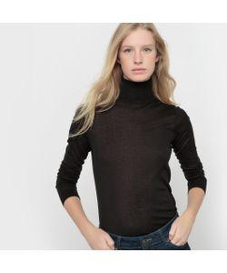 R édition | Пуловер Из Тонкого Трикотажа С Воротником-Хомутом