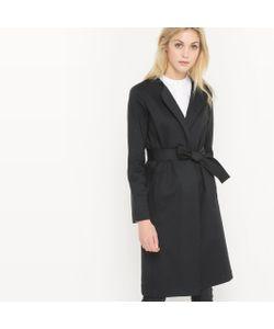 R essentiel | Пальто Длинное С Ремешком