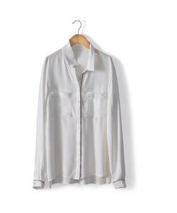 R essentiel | Блузка С Рубашечным Воротником