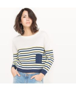 R édition | Пуловер С Круглым Вырезом 100 Хлопка
