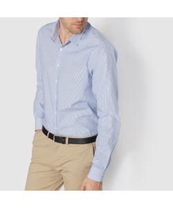 R essentiel | Рубашка Прямого Покроя В Полоску 100 Хлопок