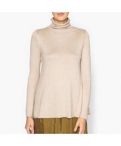 American Vintage | Пуловер Из Вискозы И Кашемира С Воротником С Отворотом Lobaisland