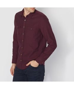 R édition | Рубашка С Длинными Рукавами Стандартный Покрой Из Фланели