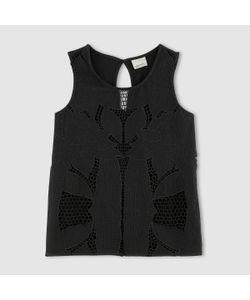 Vero Moda | Блузка Без Рукавов С Ажурной Вышивкой Regina