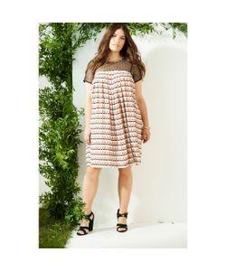 CASTALUNA | Платье Расклешенное
