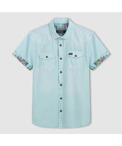 PETROL INDUSTRIES | Рубашка С Короткими Рукавами