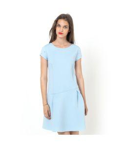 MADEMOISELLE R | Платье Из Неопрена С Короткими Рукавами