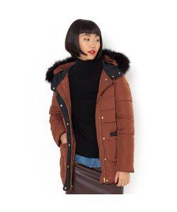 R essentiel | Куртка Стеганая Средней Длины С Капюшоном