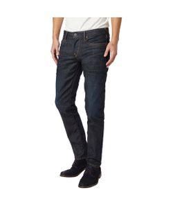 Pepe Jeans | Джинсы-Слим Темно-Синего Цвета Hatch Powerflex Дл. 32