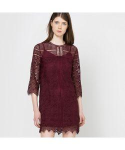 Suncoo   Платье Из Кружева Claire