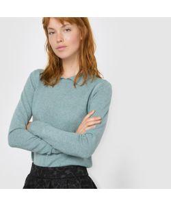 MADEMOISELLE R | Пуловер Из Кашемира С Застежкой На Пуговицу Сзади