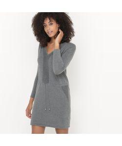 SUD EXPRESS | Платье-Пуловер Трикотажное.