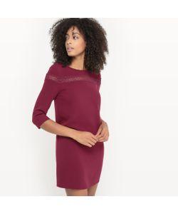 SUD EXPRESS | Платье С Кружевной Вставкой