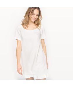 See U Soon | Платье С Короткими Рукавами И Глубоким Вырезом Сзади