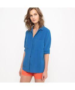R essentiel | Рубашка Прямая Из Вискозы