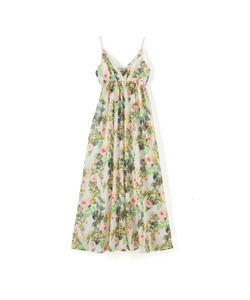 Molly Bracken | Платье Длинное С Цветочным Рисунком