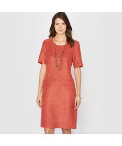 ANNE WEYBURN | Платье Из Искусственной Замши