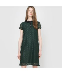 MADEMOISELLE R | Платье Из Кружева С Рубашечным Воротником