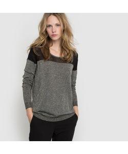 R édition | Пуловер Из Трикотажа С Блестящим Эффектом